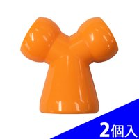 ・品番:82028 ・サイズ:1/4 ・入数:2個 ・材質:ポリアセタール樹脂(POM)