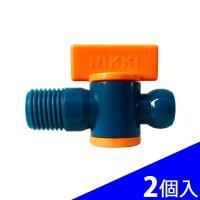 ・品番:82723 ・サイズ:1/4 ・ネジ径:PT1/4 ・入数:2個 ・材質:ポリアセタール樹脂...