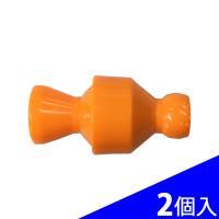 ・品番:82725 ・サイズ:1/4 ・入数:2個 ・材質:ポリアセタール樹脂(POM)