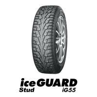 ヨコハマ 175/65R14 iceGUARD iG55  スパイクタイヤ アイスガード  アイスガ...