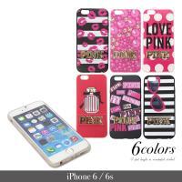 iphone6 iphone6s iphoneカバー アイフォンケース  【商品説明】 ガーリーなデ...