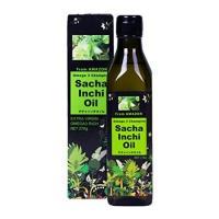 古代インカ文明の時代から摂取されてきたアマゾン原産サチャインチの種子のコールドプレスで搾油したエクス...