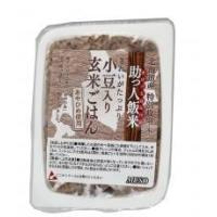 ☆北海道産特別栽培米・玄米(あやひめ)と、国内産小豆を圧力釜でじっくり炊きあげました。  ☆圧力釜で...