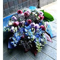 人気のナチュラル花束 プレゼント 誕生日 お祝いにも人気 花ギフト、お祝い、誕生日などに  おまかせ...