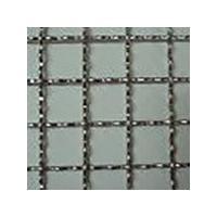 ステンレス SUS304 クリンプ金網  クリンプ金網とは、金属線に波形の屈曲を施し、縦・横線をはめ...