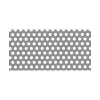 SUS304 ステンレス パンチング メタル  φ:2.0 板厚:1.0mm 大きさ:巾1000mm...