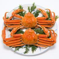 【蟹を知り尽くした職人技で茹で上げた絶品ずわいがにです。】北海道のかに問屋札幌蟹販の自慢の蟹をお届け...