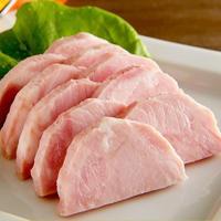 【郡上市明宝地区で作り続けている地元特産品です。素材肉の旨味が活きたハム。】昭和28年の製造以来、大...