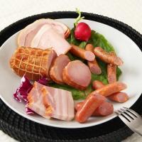 【手造りならではの味わいが魅力のセット】鹿児島ならではの新鮮な豚肉を使ったソーセージや炭火焼き焼豚、...
