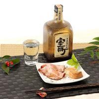 幻の酒米「雄町米」を用いて造った辛口本醸造原酒を3年間ホワイトオーク樽に貯蔵しました。焼酎ではよくあ...