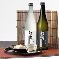 黒部の名水仕込の大吟醸と純米吟醸のセット。人気の2種類を飲み比べできるとあって贈答用におすすめです。...