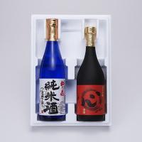 【自然な旨みとコクのある純米酒とフルーティーな香りの純米吟醸の2つの味わいを楽しめます。】慶応元年(...
