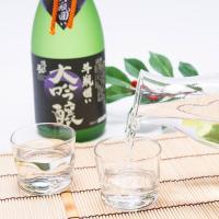 【老舗酒造がつくる地元で飲み継がれている島根県の地酒です。】大吟醸斗瓶囲いは技術研鑚の為の各種品評会...