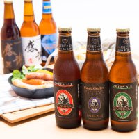 【ワールド・ビア・アワードIPA部門で世界一獲得のビールも。】ビールでは珍しい和紙風ラベルに大きな「...