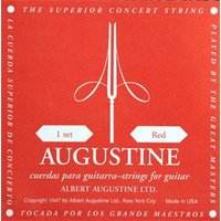 【在庫状況:在庫あり】送料無料 ガット弦 クラシックギター弦 AUGUSTINE RED  定番のク...