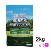 モンモリロナイト粘土粉末 日本動物薬品 野池の素 2kg入 【送料無料 但、一部地域送料別途】