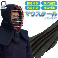 剣道 面 インナー マスク 面マスク 息苦しくない mouth cool マウスクール マスク メッシュ 接触冷感 涼感