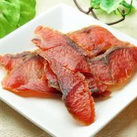 ◆品 名 鮭スライス    ◆名 称 魚介類乾製品     ◆原材料 鮭(北海道産),麦芽糖,食塩,...