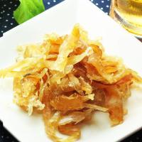 ◆品 名 つまみたら    ◆名 称 魚介類乾製品     ◆原材料 助宗鱈,砂糖,食塩,調味料(ア...