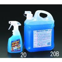 ●弱アルカリ性 ●内容量…4L(2倍濃縮液) ●艶出し効果があり、帯電防止剤配合 ●エアコンパネル、...