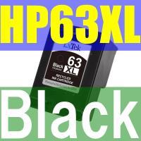 ■HP リサイクルインクカートリッジ  ■製品内容: HP63XL互換(F6U64AA) 黒/Bla...