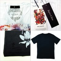 SCENTS OF URBN COLOR / A.S.M / Jupiter&Juno トリプルネーム グラフィックプリント 半袖 コラボ Tシャツ