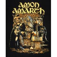 AMON AMARTH「Thor Oden's Son」Tシャツ
