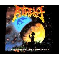 ATHEIST「Unquestionable Presence」Tシャツ