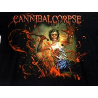 CANNIBAL CORPSE「RED BEFORE BLACK」Tシャツ