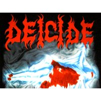 DEICIDE「ONCE UPON THE CROSS」Tシャツ