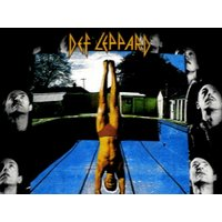 DEF LEPPARD「HIGH AND DRY」Tシャツ