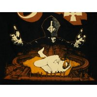 GHOST(B.C)「INFESTISSUMAM」Tシャツ