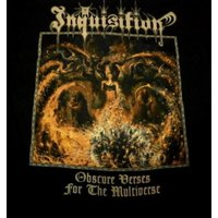 INQUISITION「Obscure Verses for the Multiverse」Tシャツ