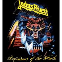 JUDAS PRIEST「DEFENDERS OF THE FAITH」Tシャツ