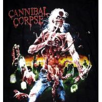 CANNIBAL CORPSE「EATEN BACK」ロングスリーブシャツ