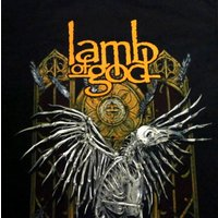 LAMB OF GOD「CROW」Tシャツ