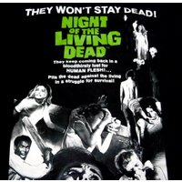 NIGHT OF THE LIVING DEAD#1 Tシャツ