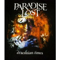 PARADISE LOST「DRACONIAN TIMES」Tシャツ