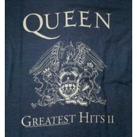 QUEEN「GRATEST HITS II」Tシャツ