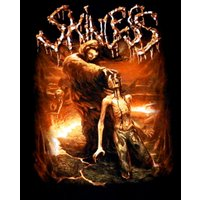 SKINLESS「RUTHLESS」Tシャツ