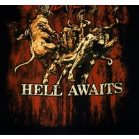 SLAYER「HELL AWAITS」Tシャツ