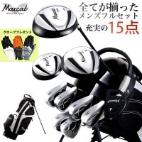 ブランド  マックスキャット MAXCAT 初心者 クラブ セット  セット内容  ドライバー×1(...