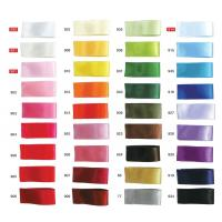 12mm巾×30m巻 ライラックリボン定番の両面サテンリボン、ギフト、お花のラッピング、リボンレイな...