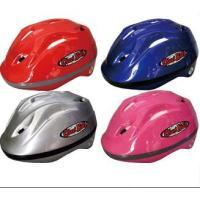 お子様の安全のためヘルメット着用を!   〈特長〉  ●風通しが良くムレにくいので快適!  ●ワンタ...