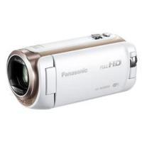 Panasonic デジタルハイビジョンビデオカメラ 内蔵メモリー32GB ホワイト HC-W580...