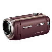 Panasonic デジタルハイビジョンビデオカメラ 内蔵メモリー32GB ブラウン HC-W580...