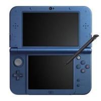 任天堂 【3DS】 Newニンテンドー3DS LL本体(メタリックブルー)※ACアダプタ別売 RED...