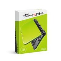任天堂 【3DS】 Newニンテンドー3DS LL本体(ライム×ブラック)※ACアダプタ別売 RED...