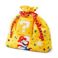 任天堂 スーパーマリオ ホーム&パーティ 2WAYラッピングバッグL(マリオ) NSL-0105