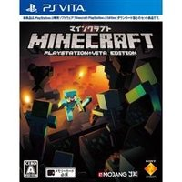 SCE 【Vita】 Minecraft:(マインクラフト) PlayStationVita Edi...